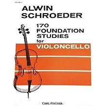 170 Foundation Studies for Violoncello, Vol. 1