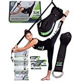 EverStretch Leg Stretcher: Get More Flexible with The Door Flexibility Trainer LITE Premium Stretching Equipment for Ballet, Dance, MMA, Taekwondo & Gymnastics. Your own Portable Stretch Machine!
