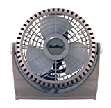 Air King 9525 2-Speed Pivot Fan, 9-Inch