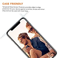Aslanda iPhone XS Max Screen Protector(3 Pack, Clear iPhone XS Max Tempered Glass Screen Protector. 9H Hardness Supporting 3D Touch Best Glass for Your Best iPhone from Aslanda-1