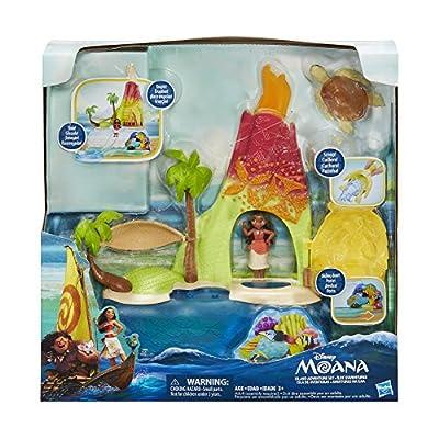 Disney Moana Island Adventure Set: Hasbro: Toys & Games