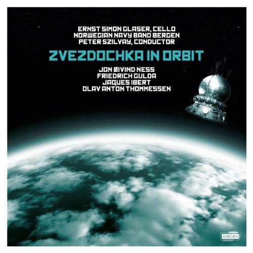Zvezdochka in Orbit (Patio Aurora The)