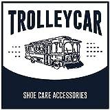 "Trolleycar 6"" Large Horsehair Shoe Shine Brush"