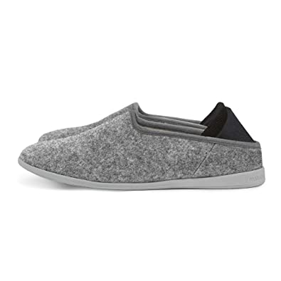21a8462d51b mahabis Classic 2 Slippers - larvik Light Grey with larvik Grey Soles in  Size 6.5-