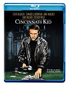 The Cincinnati Kid [Blu-ray]
