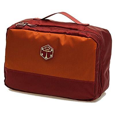 977df8f7c69d M Square Waterproof Cosmetic Bag Toiletry Bag Travel Kit L151741 delicate