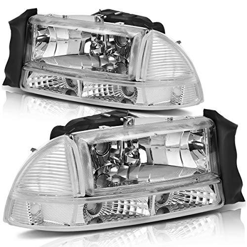 headlight assembly 99 durango - 4