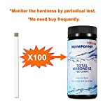 Water Hardness Test Strips,Upgraded 100ct,0-425