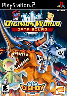 Digimon World Data Squad from Namco