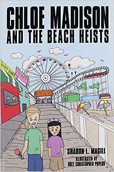 Chloe Madison and the Beach Heists