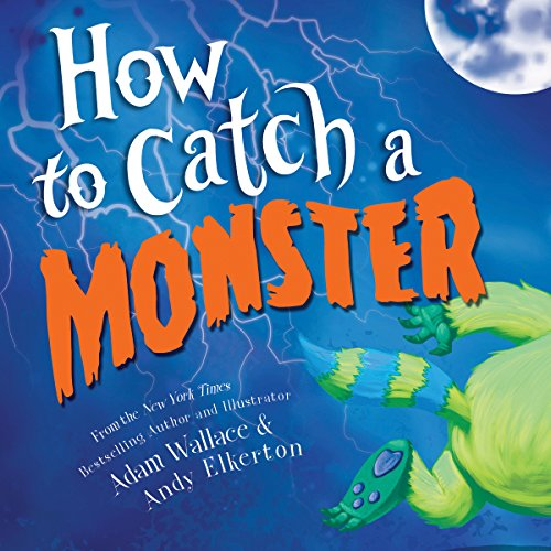 Funny Halloween Poems That Rhyme (How to Catch a Monster)