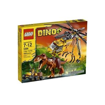Lego Dino T-rex Hunter 5886 by LEGO
