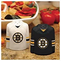 NHL Boston Bruins Gameday Salt and Pepper Shaker