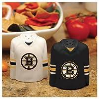 NHL Boston Bruins Gameday Salt and Pepper Shaker