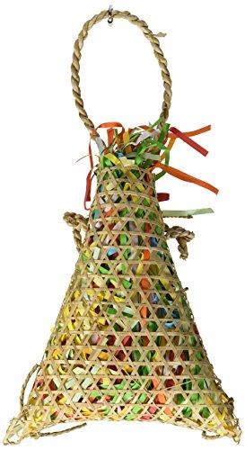 Prevue Hendryx 62604 Calypso Creations Fiesta Handbag Bird Toy