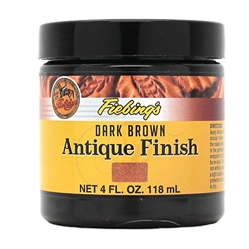 - Fiebings Antique Finish 4oz