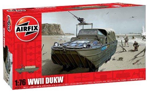 Airfix - A02316 - Construction et Maquettes - Bâtiment - DUKW