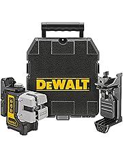 DEWALT DW089K Self Leveling 3 Beam Line Laser, Black