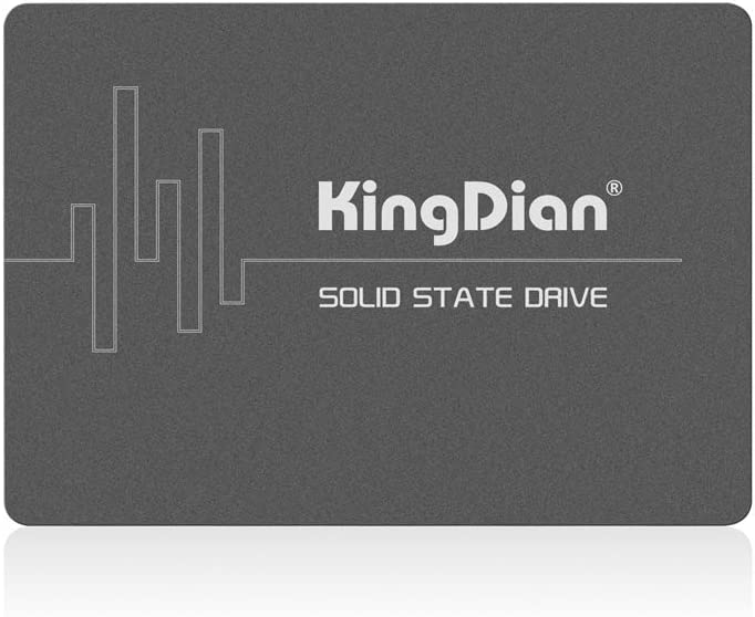 KingDian S200 2.5-Inch 60gb SATA III MLC disque dur interne (SSD) S200...