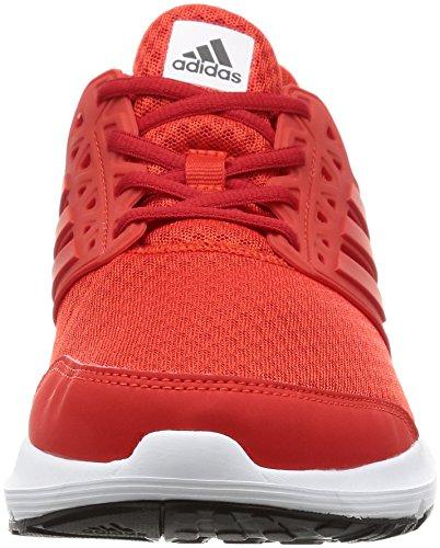 Galaxy Adidas 3 M - Bb4363 Bianco-rosso