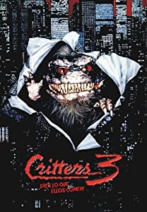 Critters 3 Movie Poster (27 x 40 Inches - 69cm x 102cm) (1991) Argentine -(John Calvin)(Aimee Brooks)(Christian Cousins)(Joseph Cousins)(William Dennis Hunt) from MG Poster
