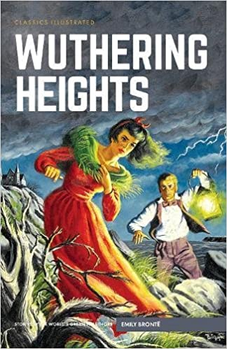 Wuthering Heights (Illustrated)