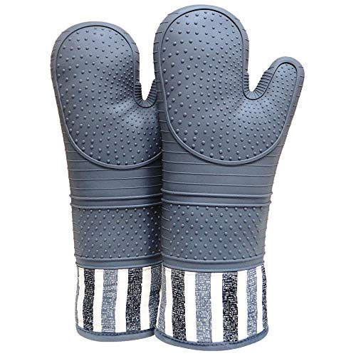 Silicone Oven Hot Mitts Professional