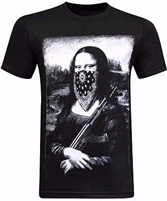 Mona Lisa Men's T-Shirt