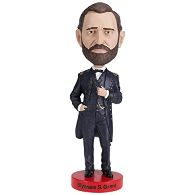 Royal Bobbles Ulysses S. Grant Bobblehead: Toys & Games