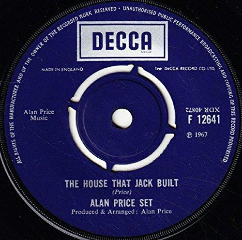 "Price comparison product image House That Jack Built - Alan Price Set 7"" 45"