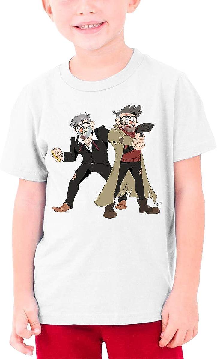 S-XL QIMING SHIPPING Gra-vity-Falls-Grunkle Stan Teenage T-Shirt,Boys T-Shirts,Girls T-Shirts,Size