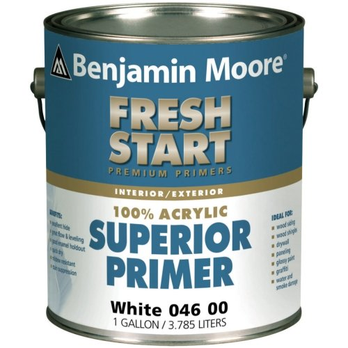 Benjamin Moore Fresh Start Superior Latex Primer