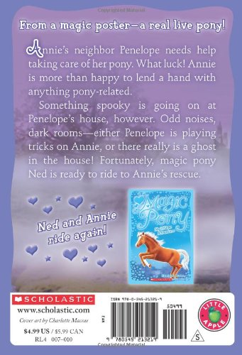 Ghost in the House (Magic Pony #2)