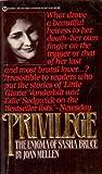 Privilege, Joan Mellen, 0451124693