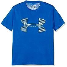 Under Armour Boys' Combo logo Short Sleeve T-Shirt