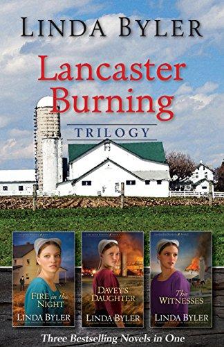 Lancaster Burning Trilogy cover