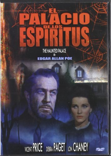 The Haunted Edgar Palace (Region Haunted 2) and Vincent Price, Debra Paget and Lon Chaney Edgar Allan Poe by Vincent Price B01I05U6SW, ふぁふぁ!:d20f3f72 --- jpworks.be