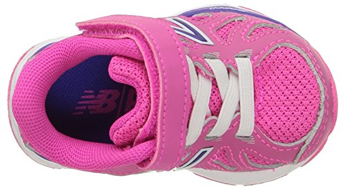 New Balance kv790 V6 Zapatilla de Running infantil (Infant/Toddler) Rosado/Púrpura