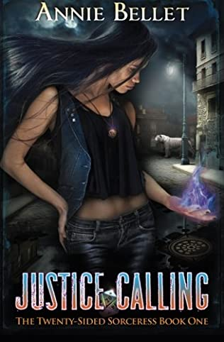 book cover of Justice Calling