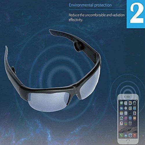 Bluetooth Iphone Smartphone ANLW De Osseuse pour Conduction Soleil De Lunettes Lunettes Ipad wqC0rZw4