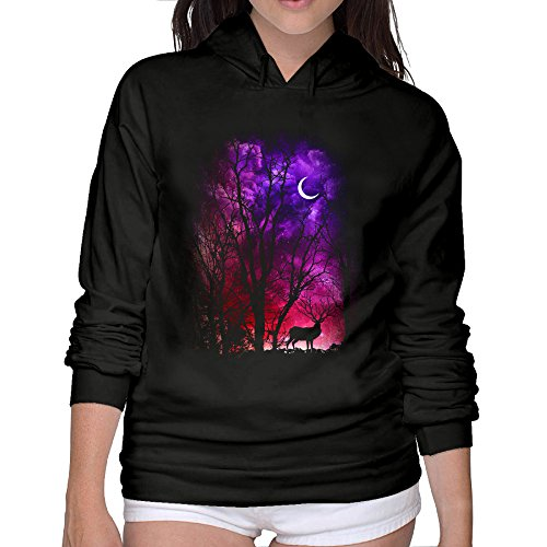 - COOL Sweatshirts 80's Fantasy Night Lady Sweatshirts 90s