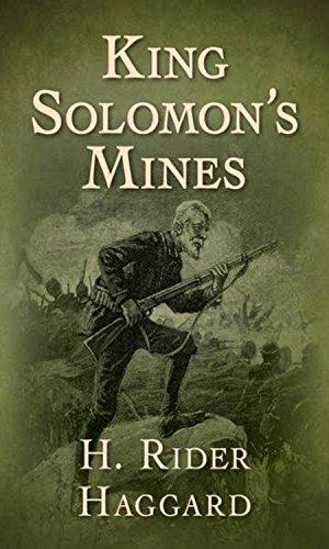 King Solomon's Mines (English Edition)