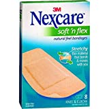 Nexcare Soft 'n Flex Bandages 8 Each