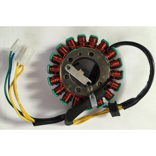 X-PRO 18 Coils Magneto Stator for 250cc Linhai Yamaha Water Cooled Engine Scooter