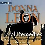 Fatal Remedies: A Commissario Guido Brunetti Mystery | Donna Leon