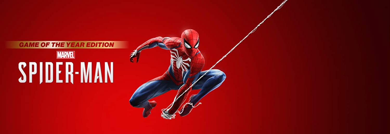Marvels Spider-Man: Game of The Year Edition for PlayStation 4 USA: Amazon.es: Sony Interactive Entertai: Cine y Series TV