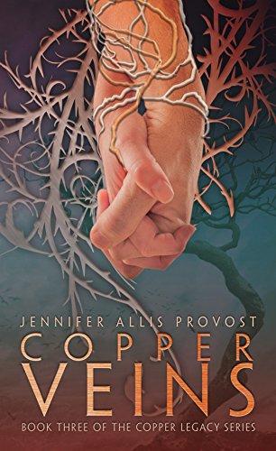 Copper Veins (Copper Legacy) by [Provost, Jennifer Allis]