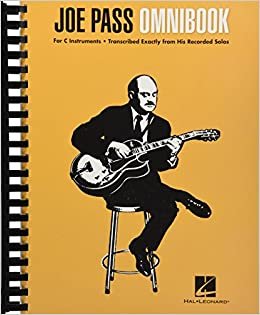 Joe Pass Omnibook (C Instruments): Amazon.es: Joe Pass: Libros en idiomas extranjeros