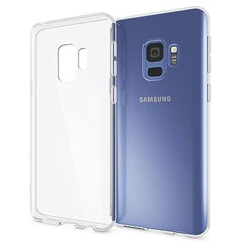 NALIA Funda Carcasa Compatible con Samsung Galaxy S9, Protectora ...