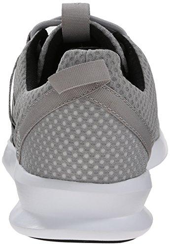 Adidas Originals Hombres Sl Loop Lifestyle Racer Sneaker Sólido Gris / Negro / Correr Blanco